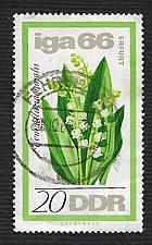 Buy German DDR Used Scott #841 Catalog Value $.25