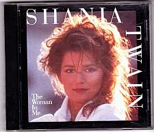 Buy The Woman in Me by Shania Twain CD 1995 - Good