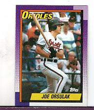 Buy 1990 Joe Orsulak OF Cardinals Topps Card 212