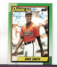 Buy 1990 Mike Smith RHP Cardinals Topps Card 249