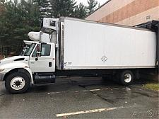 Buy 2004 International 4400 Reefer Truck
