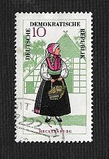 Buy Germany DDR Used Scott #861 Catalog Value $.25
