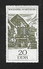 Buy Germany DDR Used Scott #877 Catalog Value $.25