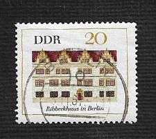 Buy Germany DDR Used Scott #891 Catalog Value $.25