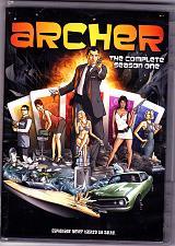 Buy Archer - Season 1 DVD 2010, 2-Disc Set - Very Good