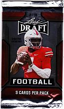 Buy Leaf Draft 2019 Football Cards Factory Sealed Pack