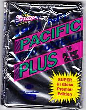 Buy Pacific Pro 1991 Football Cards Factory Sealed Pack