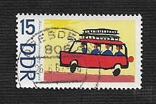 Buy Germany DDR Used Scott #925 Catalog Value $.25