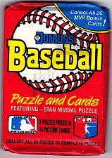 Buy Donruss 1988 Baseball Cards Factory Sealed Pack