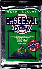 Buy Upperdeck 1990 Baseball Cards Factory Sealed Pack