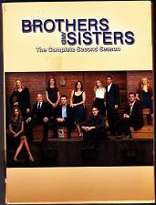 Buy Brothers and Sisters - Season 2 DVD 2008 5-Disc Set - Good