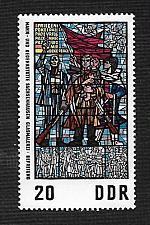Buy German DDR Hinged Scott #988 Catalog Value $.25