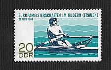 Buy German DDR Hinged Scott #1013 Catalog Value $.25