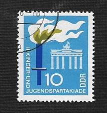 Buy Germany DDR Used Scott #1015 Catalog Value $.25