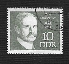 Buy Germany DDR Used Scott #1025 Catalog Value $.25