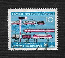 Buy Germany DDR Used Scott #1038 Catalog Value $.25
