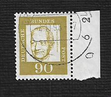 Buy German Used Scott #837 Catalog Value $.25