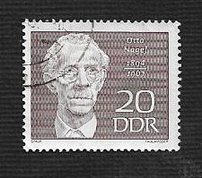 Buy Germany DDR Used Scott #1078 Catalog Value $.25