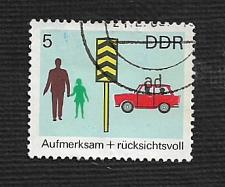Buy Germany DDR Used Scott #1081 Catalog Value $.25
