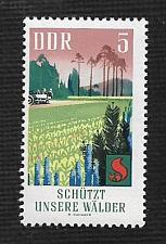 Buy German DDR Hinged Scott #1101 Catalog Value $.25