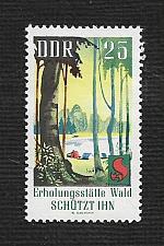 Buy German DDR Hinged Scott #1104 Catalog Value $1.35