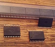 Buy Lot of 25: Texas Instruments SN74LV244ADW