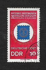 Buy Germany DDR Used Scott #1115 Catalog Value $.25