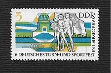 Buy German DDR Hinged Scott #1119 Catalog Value $.25