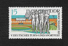 Buy German DDR Hinged Scott #1120 Catalog Value $.25