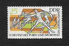Buy German DDR Hinged Scott #1121 Catalog Value $.95