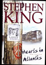 Buy Hearts In Atlantis by Stephen King 1999 Hardcover Book - Very Good