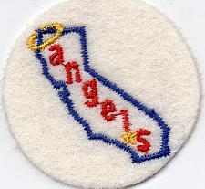 "Buy California Angels Retro MLB 2"" round patch"