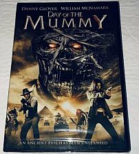 Buy DAY OF THE MUMMY DVD BRAND NEW
