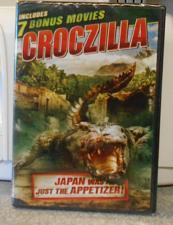 Buy CROCZILLA DVD INCLUDES 7 BONUS MOVIES