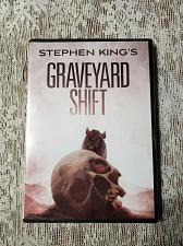 Buy THE GRAVEYARD SHIFT DVD