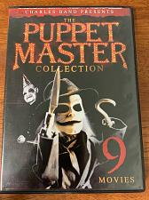 Buy THE PUPPET MASTER COLLECTION DVD