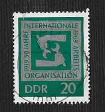 Buy Germany DDR Used Scott #1152 Catalog Value $.25