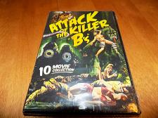 Buy ATTACK OF THE KILLER B'S DVD