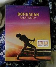 Buy Bohemian Rhapsody Blu-Ray & DVD Combo