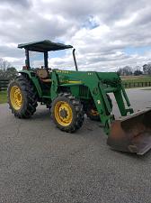 Buy John Deere 5510 Tractor