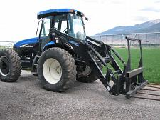 Buy 2007 New Holland TV145 Tractor