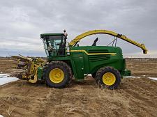 Buy 2013 John Deere 7580 Harvester