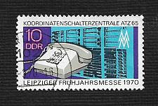 Buy Germany DDR Used Scott #1182 Catalog Value $.25