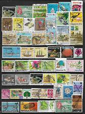 Buy Singapore Mixed Lot All different