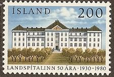 Buy [IC0538] Iceland: Sc. No. 538 (1980) MNH Single