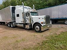 Buy 2007 Peterbilt 379 Semi Tractor
