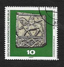 Buy Germany DDR Used Scott #1184 Catalog Value $.25