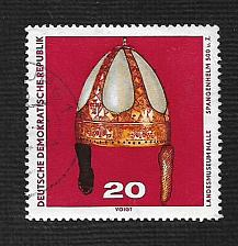 Buy Germany DDR Used Scott #1185 Catalog Value $.25
