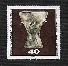 Buy German DDR Hinged Scott #1187 Catalog Value $.25