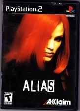 Buy Alias - PlayStation 2, 2004 Video Game - COMPLETE - Very Good